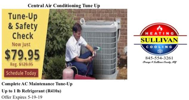 Central Ac Tune Up